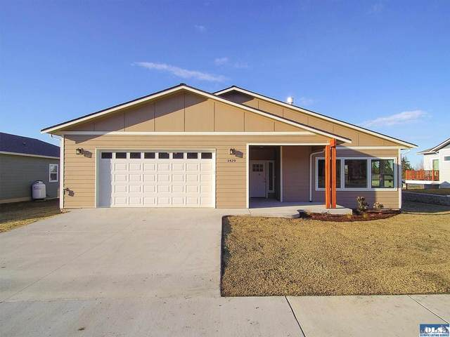 1407 Rook Drive, Port Angeles, WA 98362 (#351297) :: Priority One Realty Inc.