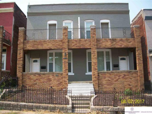 1316 S 6 Street, Omaha, NE 68108 (MLS #21715619) :: Omaha's Elite Real Estate Group