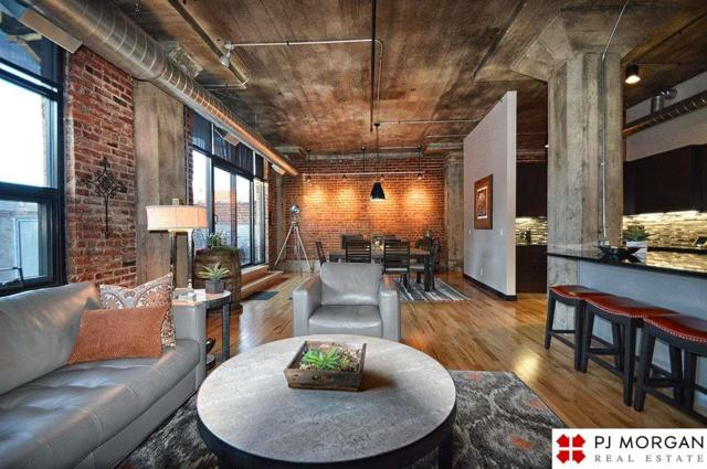 1101 Jackson Street #307, Omaha, NE 68102 (MLS #21720900) :: Omaha Real Estate Group