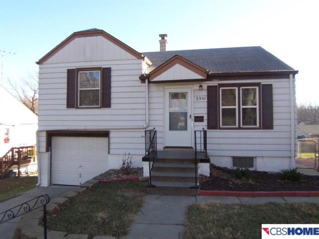 3351 N 57th Street, Omaha, NE 68104 (MLS #21722041) :: Omaha's Elite Real Estate Group