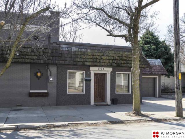 805 & 811 Hickory Street, Omaha, NE 68108 (MLS #21722368) :: Omaha Real Estate Group