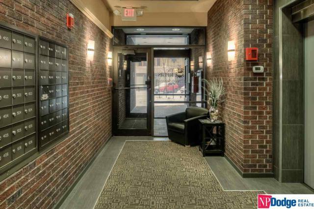 312 S 16th Street #1003, Omaha, NE 68102 (MLS #21801844) :: Herg Group Omaha