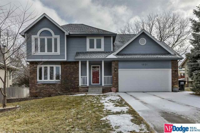 1021 Hickory Hill Road, Papillion, NE 68046 (MLS #21802454) :: Omaha Real Estate Group