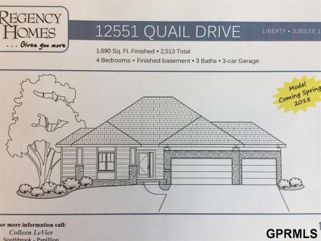 12551 Quail Drive, Bellevue, NE 68123 (MLS #21803784) :: Omaha's Elite Real Estate Group