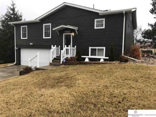 8407 N 83 Avenue, Omaha, NE 68122 (MLS #21803985) :: Nebraska Home Sales
