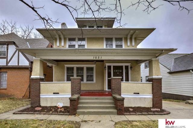 1021 S 35th Avenue, Omaha, NE 68105 (MLS #21804020) :: Nebraska Home Sales