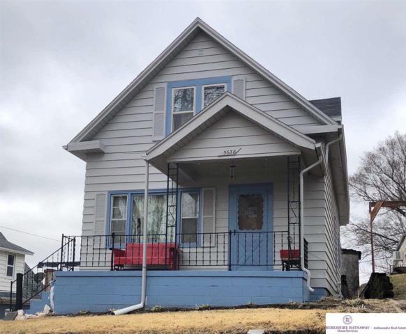 5638 S 22 Street, Omaha, NE 68107 (MLS #21804671) :: Omaha Real Estate Group