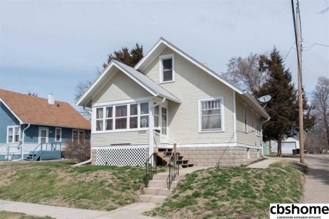 2220 Saratoga Street, Omaha, NE 68110 (MLS #21804728) :: Nebraska Home Sales
