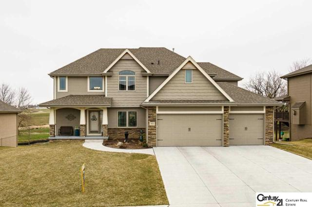 7621 Leawood Street, Papillion, NE 68046 (MLS #21805267) :: The Briley Team