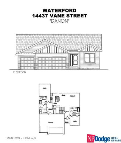 14437 Vane Street, Bennington, NE 68007 (MLS #21805693) :: Nebraska Home Sales