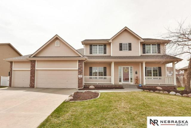 1009 Clearwater Drive, Papillion, NE 68046 (MLS #21806455) :: The Briley Team