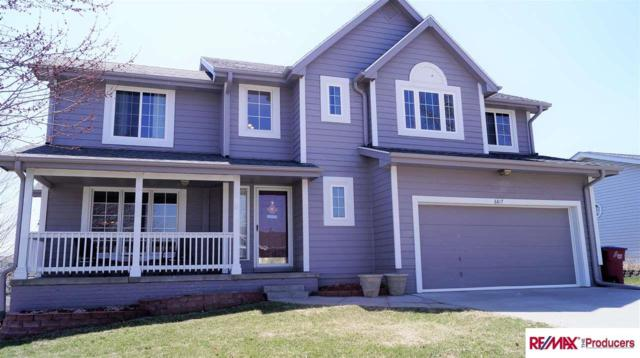 6817 Hillcrest Lane, La Vista, NE 68128 (MLS #21806562) :: Omaha's Elite Real Estate Group