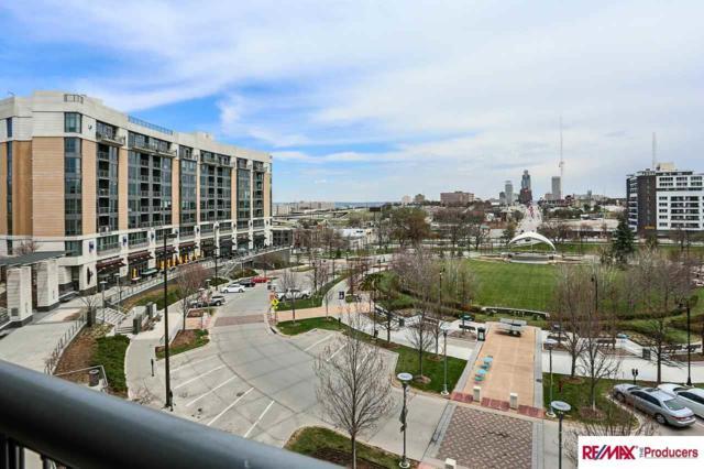200 S 31 #4404 Avenue #4404, Omaha, NE 68131 (MLS #21806781) :: Omaha's Elite Real Estate Group