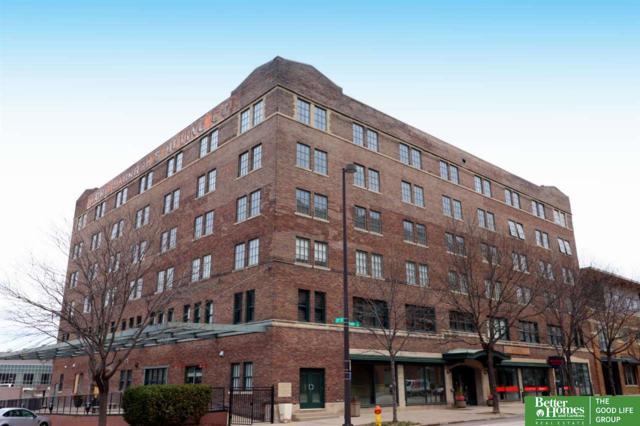 1024 Dodge Street #311, Omaha, NE 68102 (MLS #21806786) :: Omaha Real Estate Group