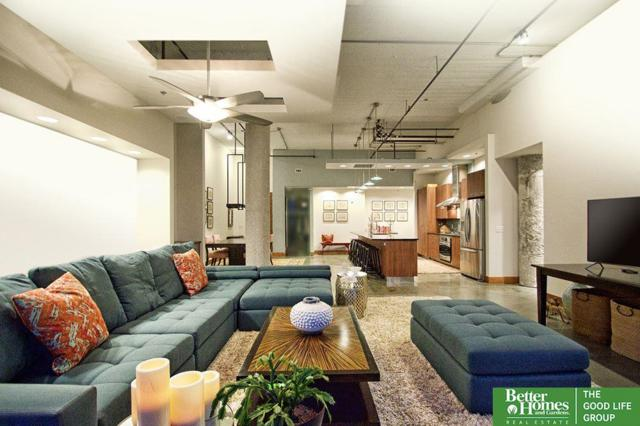 1502 Jones Street #305, Omaha, NE 68102 (MLS #21807243) :: Omaha Real Estate Group