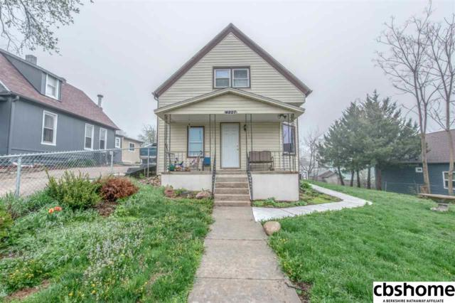 4227 S 26th Street, Omaha, NE 68107 (MLS #21807449) :: Omaha Real Estate Group