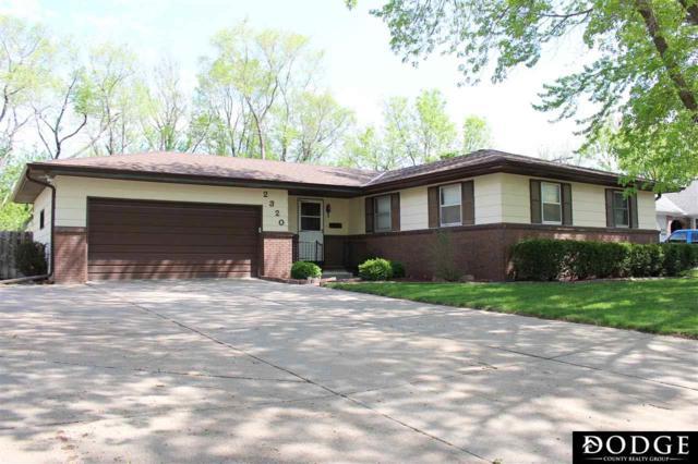 2320 E 19th Street, Fremont, NE 68025 (MLS #21808106) :: Nebraska Home Sales