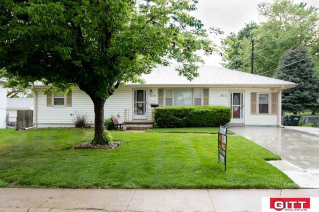610 N Beadle Street, Papillion, NE 68046 (MLS #21808789) :: Nebraska Home Sales