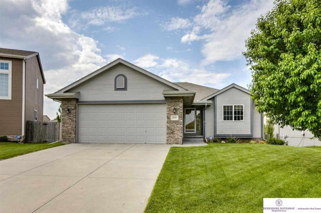 4505 Clearwater Drive, Papillion, NE 68133 (MLS #21809682) :: The Briley Team