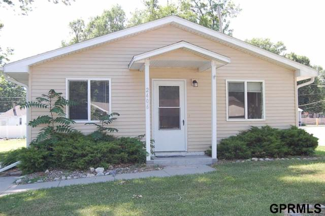 2406 Madison Street, Bellevue, NE 68005 (MLS #21809907) :: Nebraska Home Sales