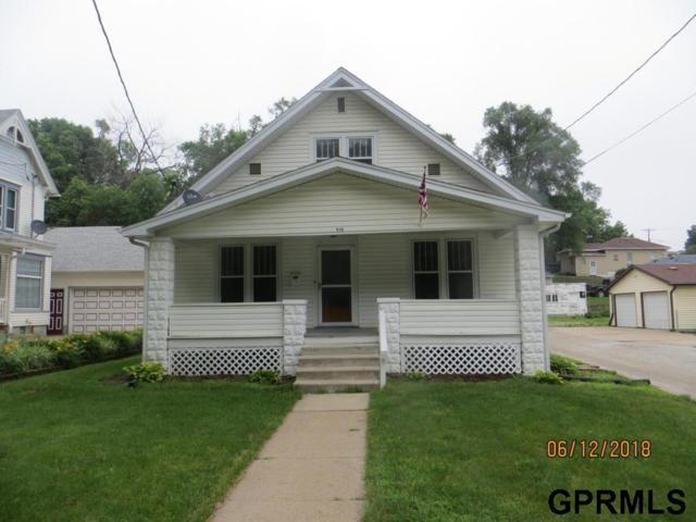 514 N 6th Street, Missouri Valley, IA 51555 (MLS #21810525) :: Nebraska Home Sales