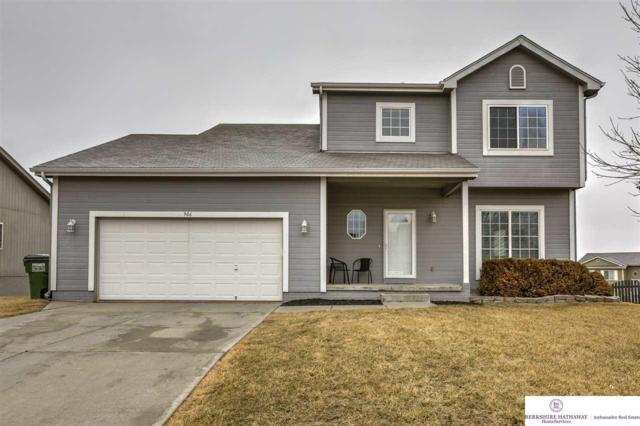 906 Edgewater Drive, Papillion, NE 68046 (MLS #21812378) :: Omaha's Elite Real Estate Group