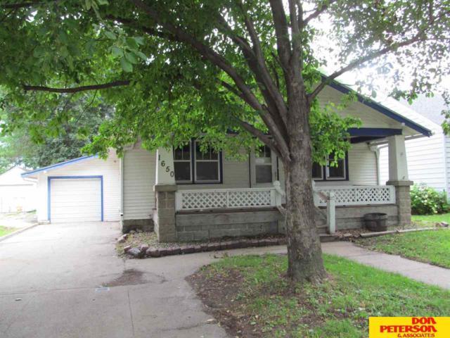 1650 N Main, Fremont, NE 68025 (MLS #21812838) :: Omaha's Elite Real Estate Group