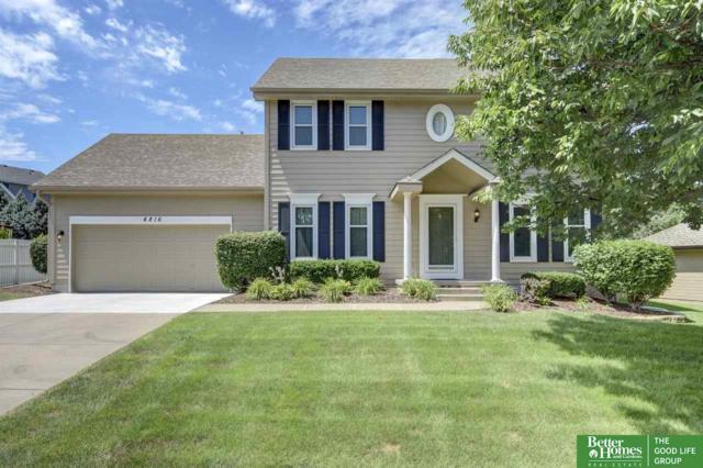 4816 N 136th Avenue, Omaha, NE 68164 (MLS #21813210) :: Nebraska Home Sales