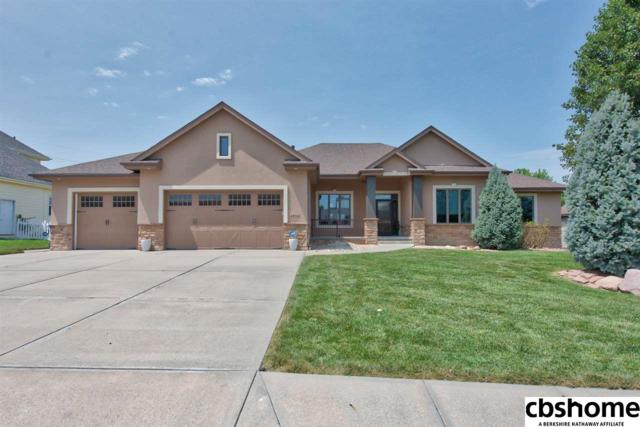 4706 Lake Forest Drive, Papillion, NE 68133 (MLS #21813588) :: The Briley Team