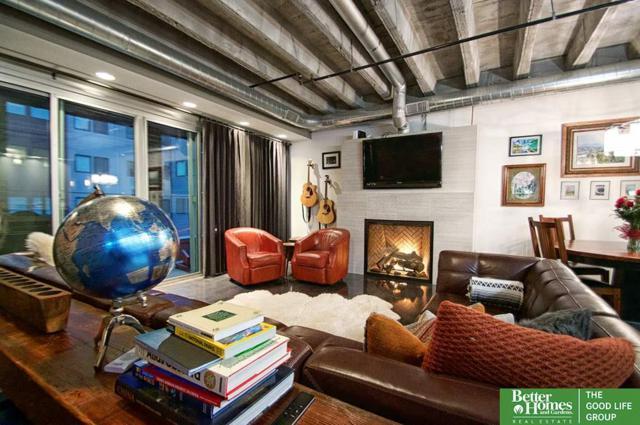 1502 Jones Street #309, Omaha, NE 68102 (MLS #21814648) :: Omaha Real Estate Group
