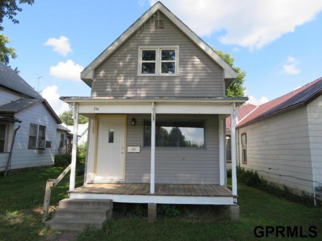 210 2nd Street, Missouri Valley, IA 51555 (MLS #21814799) :: Omaha's Elite Real Estate Group