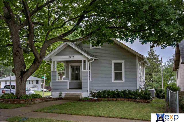 2203 S 58 Street, Omaha, NE 68106 (MLS #21815086) :: Omaha Real Estate Group