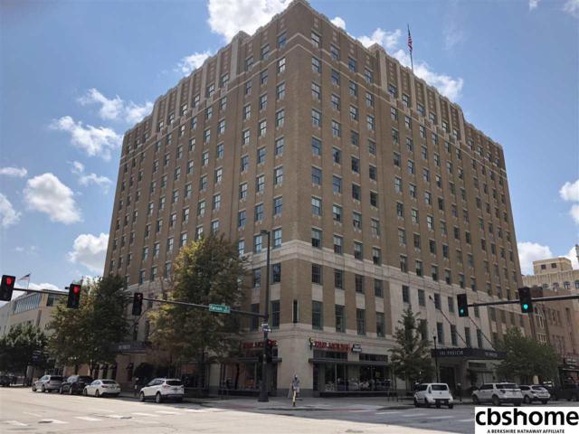 1403 Farnam Street #808, Omaha, NE 68102 (MLS #21815164) :: Omaha Real Estate Group