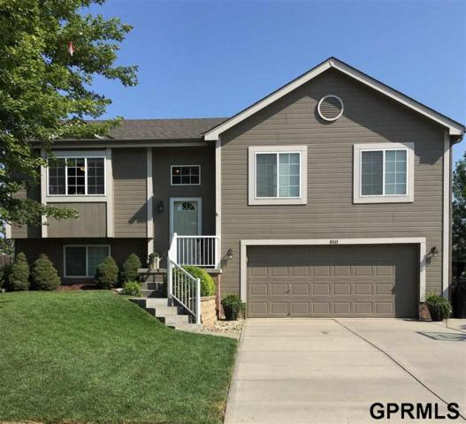 810 Clearwater Drive, Papillion, NE 68046 (MLS #21815172) :: Omaha Real Estate Group