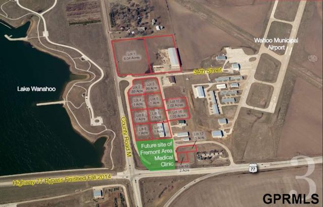 Lot 7 Airpark Street, Wahoo, NE 68066 (MLS #21815355) :: Omaha's Elite Real Estate Group