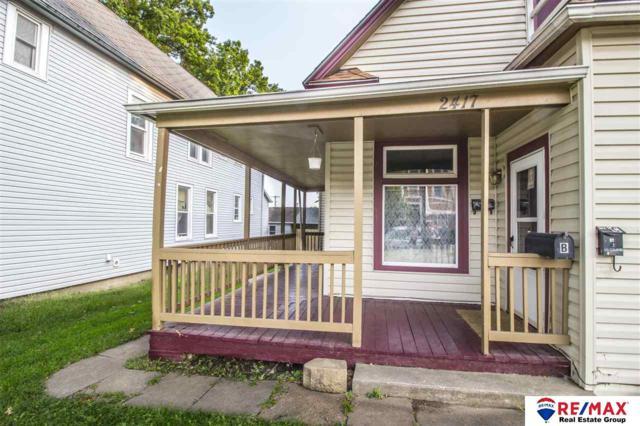 2417 E Street, Omaha, NE 68107 (MLS #21815755) :: Omaha's Elite Real Estate Group
