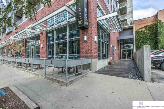 1308 Jackson Street #303, Omaha, NE 68102 (MLS #21816684) :: Cindy Andrew Group