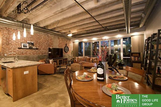1502 Jones Street #209, Omaha, NE 68102 (MLS #21816971) :: Omaha Real Estate Group