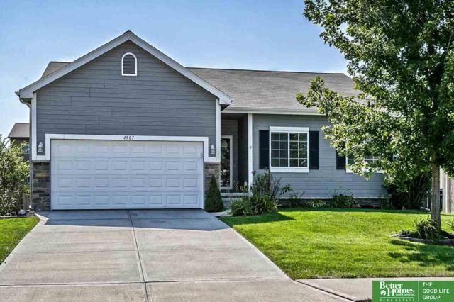 4507 Clearwater Drive, Papillion, NE 68133 (MLS #21817039) :: Omaha's Elite Real Estate Group