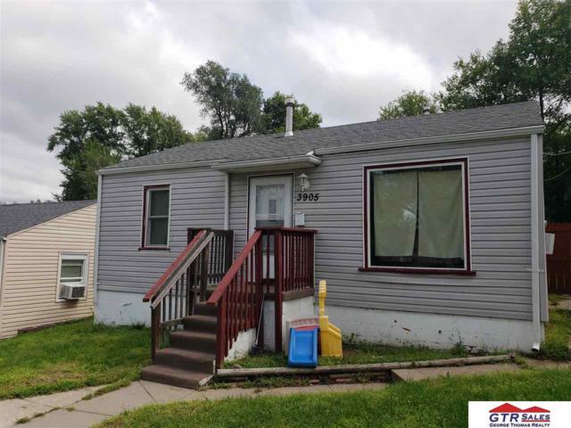 3905 N 36 Street, Omaha, NE 68111 (MLS #21817395) :: Omaha's Elite Real Estate Group