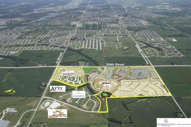 6455 S 208 Street, Omaha, NE 68022 (MLS #21819195) :: Omaha's Elite Real Estate Group