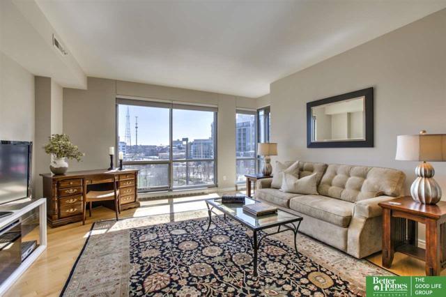 200 S 31st Avenue #4307, Omaha, NE 68131 (MLS #21819243) :: Omaha's Elite Real Estate Group