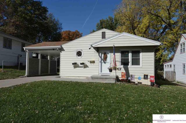 4148 N 65 Street, Omaha, NE 68104 (MLS #21819580) :: Omaha's Elite Real Estate Group