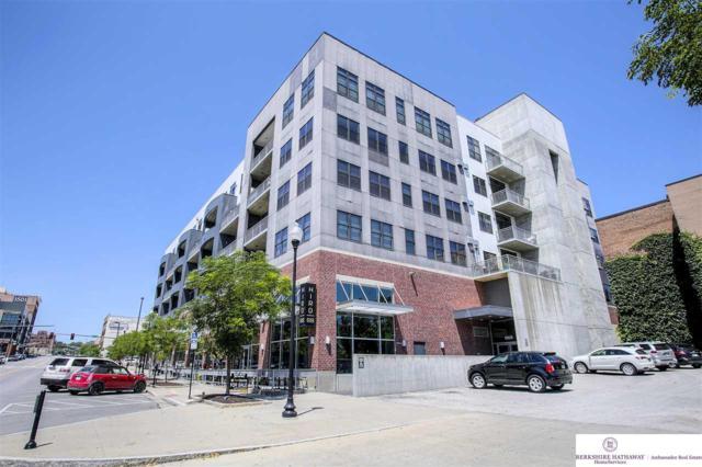 1308 Jackson Street #403, Omaha, NE 68102 (MLS #21819730) :: Cindy Andrew Group