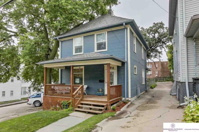 236 N 2nd Street, Council Bluffs, IA 51503 (MLS #21820638) :: The Briley Team