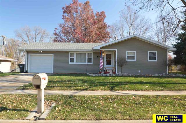 1142 Sunrise Drive, Blair, NE 68008 (MLS #21820889) :: Omaha's Elite Real Estate Group