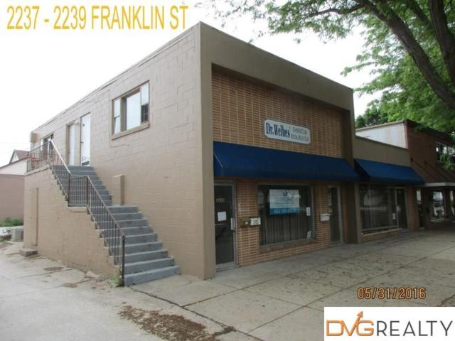 2237-2239 Franklin Street, Bellevue, NE 68005 (MLS #21821530) :: The Briley Team