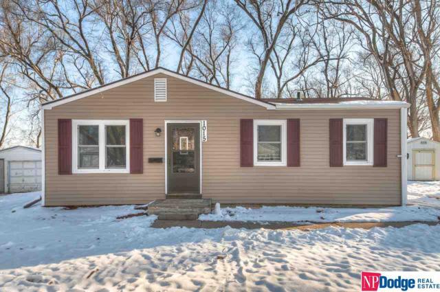 1015 N 77 Avenue, Omaha, NE 68114 (MLS #21821603) :: Omaha Real Estate Group