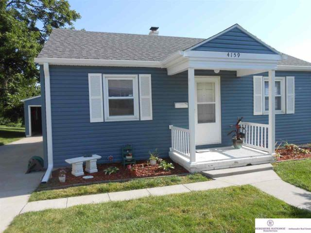 4159 I Street, Omaha, NE 68107 (MLS #21821890) :: Omaha Real Estate Group