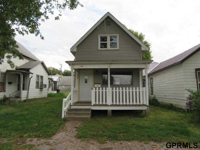210 2nd Street, Missouri Valley, IA 51555 (MLS #21900309) :: Omaha Real Estate Group
